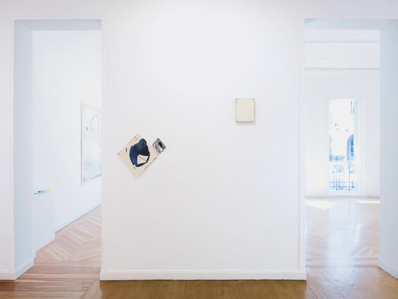 ¿Quién pagará el pato? Galería Herrero de Tejada, Madrid.