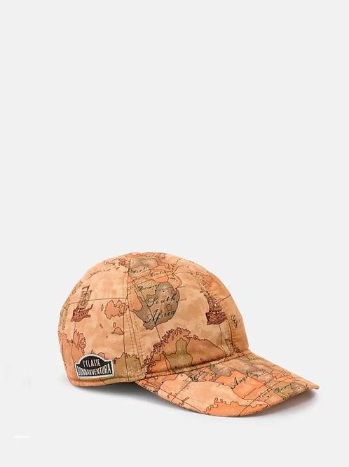 Cappello baseball in tessuto stampa Geo Classic