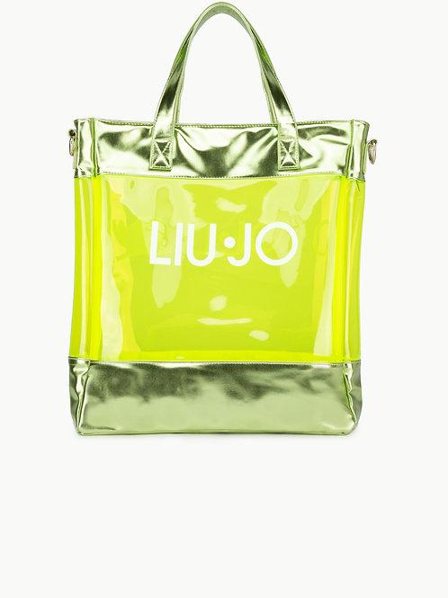 Shopping Bag Con Logo Liu Jo