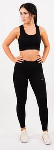 Women Sport Legging 7T6 Black