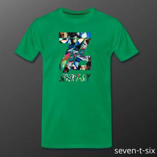 Seven T-Six Pop-Art 90s
