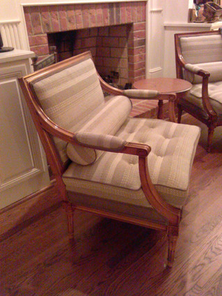 The Benefits Of Furniture Re-upholstery Services!
