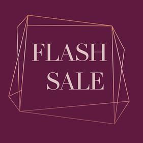 flashsale fashion design post instagram template feminine