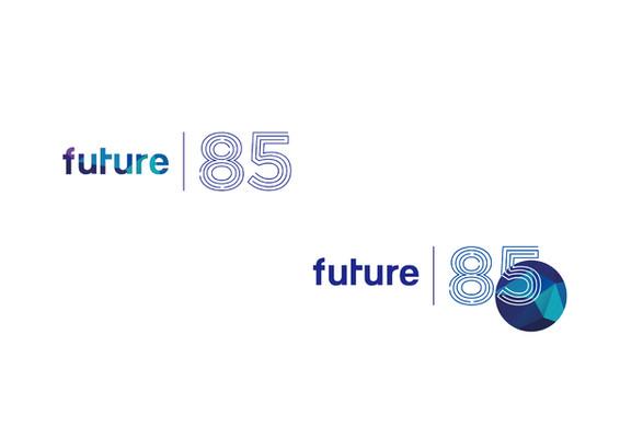 logo typography modern digital