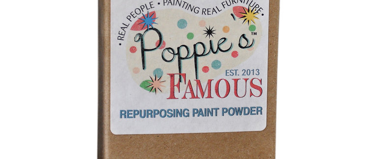 Poppies Chalk Paint Powder