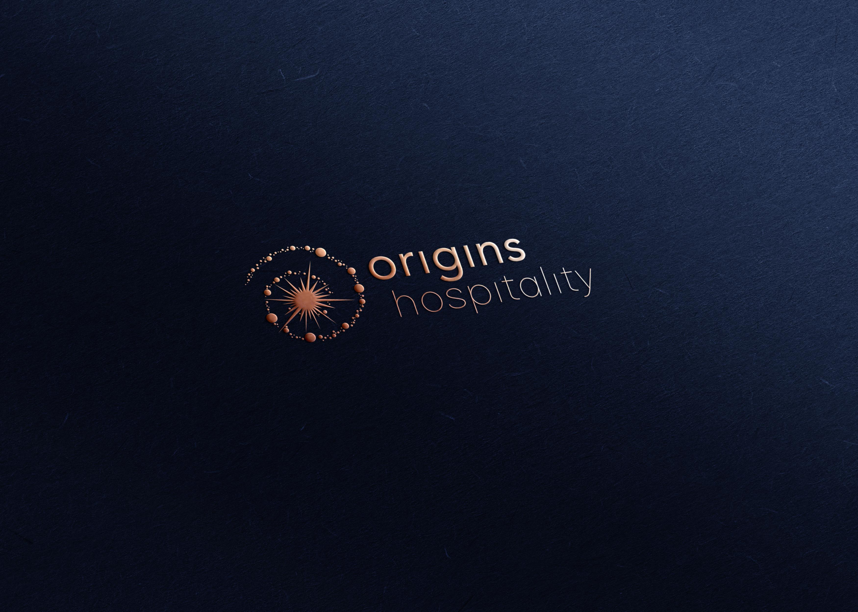 Logo embossed