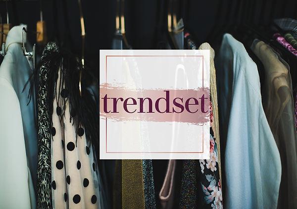 logo e-commerce feminine modern