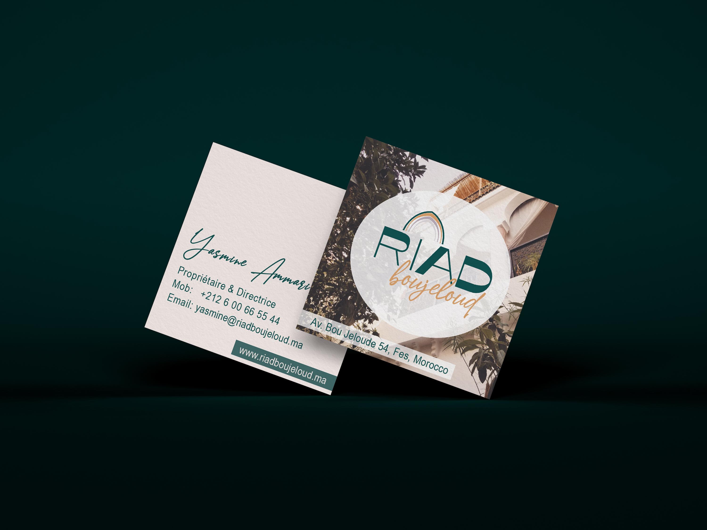 Business Cards presentation