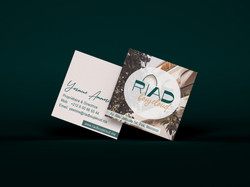Business Cards presentation