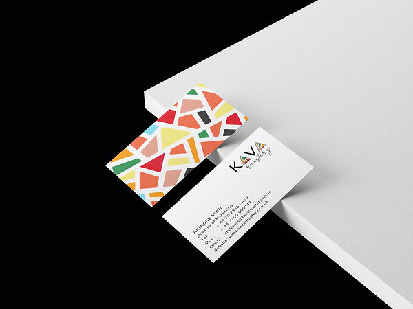 coffee roastery identity colorful