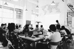 Workshop Class at Gowork Thamrin