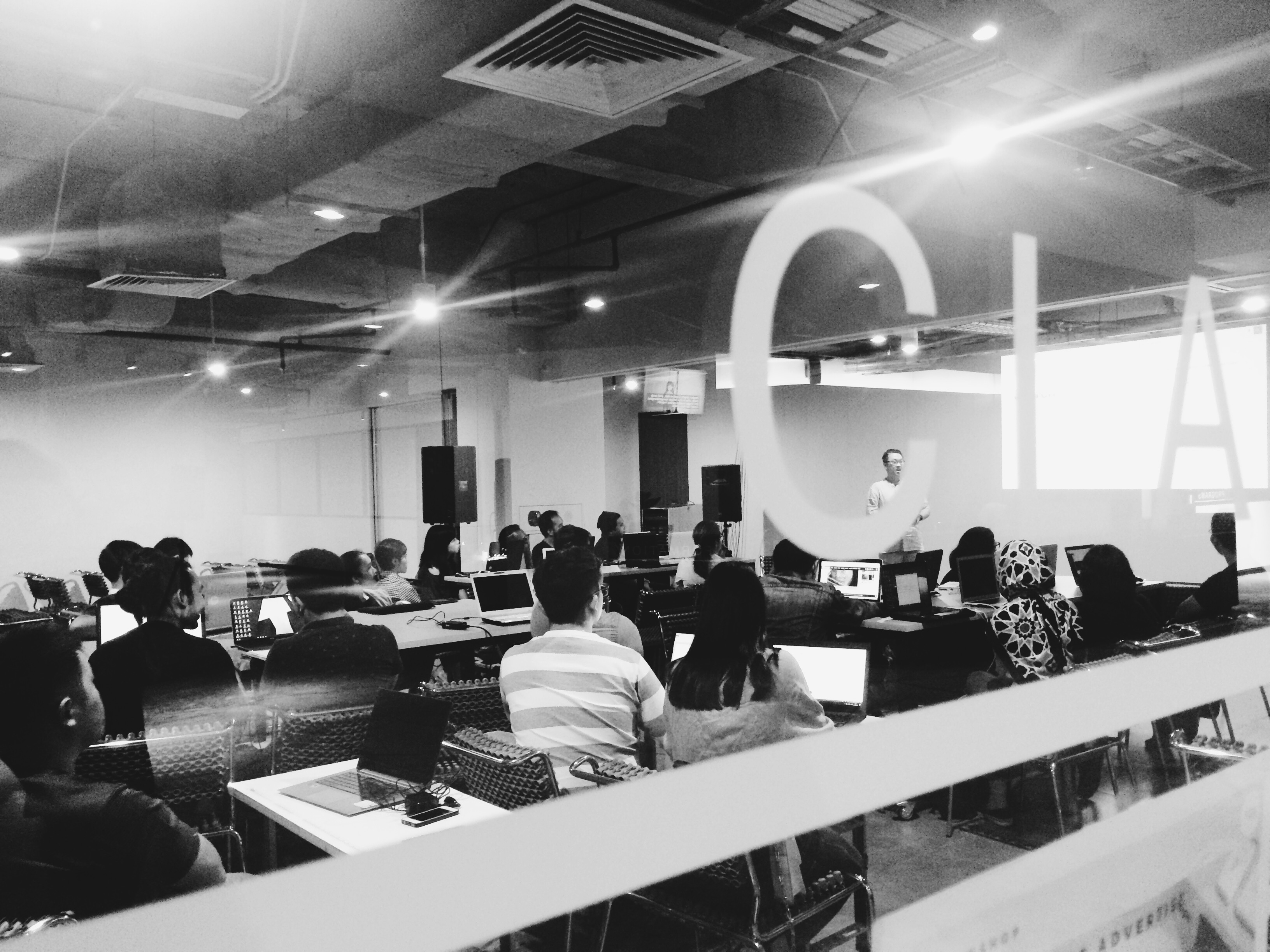 Mana Class at Jakarta Creative Hub