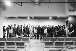 With Student at Jakarta Creative Hub