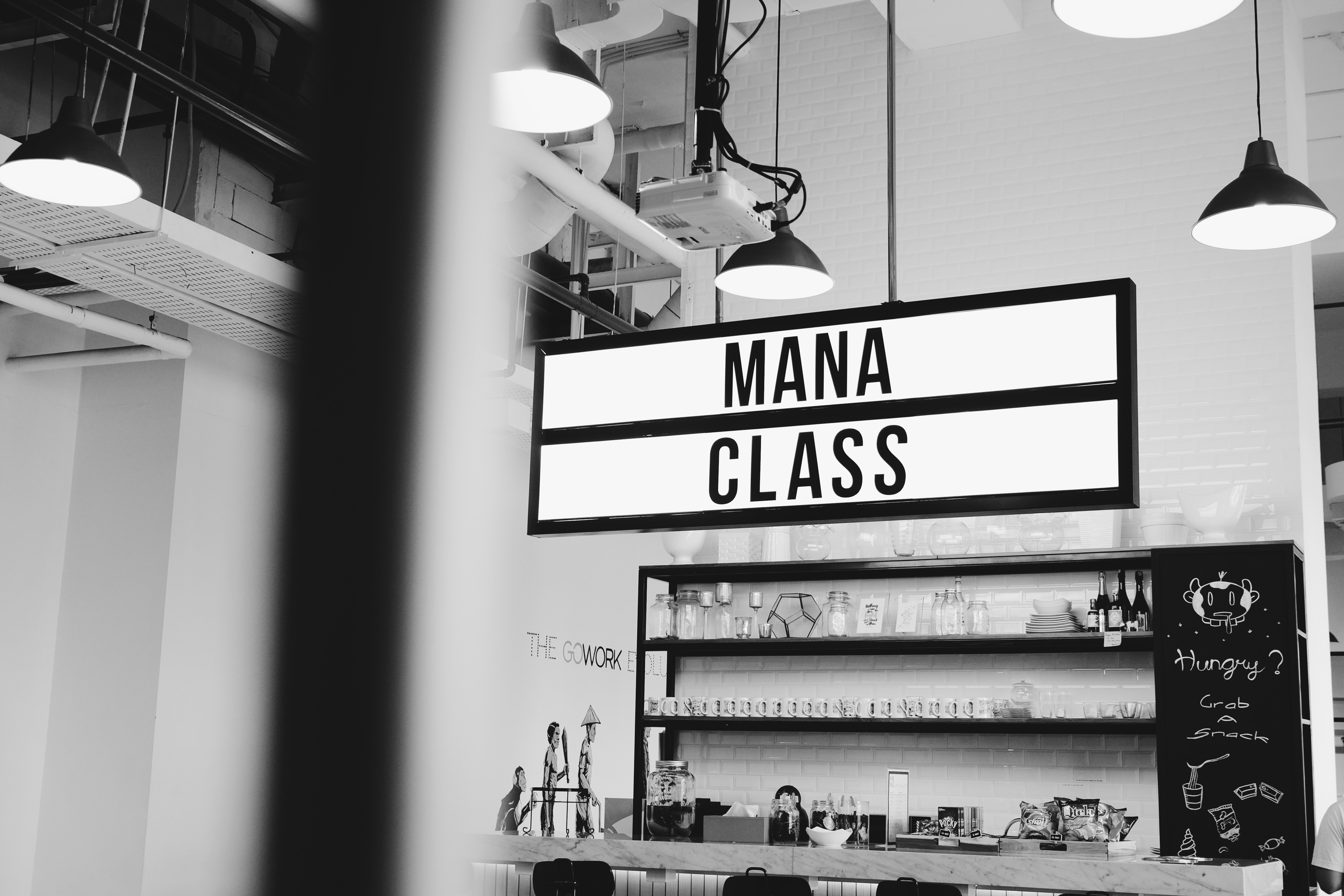 Mana Class at Gowork