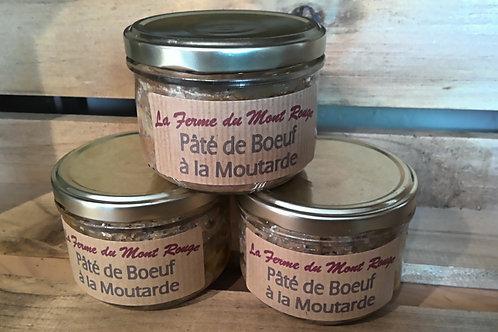 Pâté de Boeuf à la Moutarde