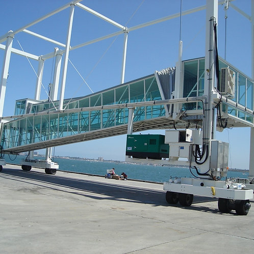 Cruise Ship Gangway Passenger Boarding Systems