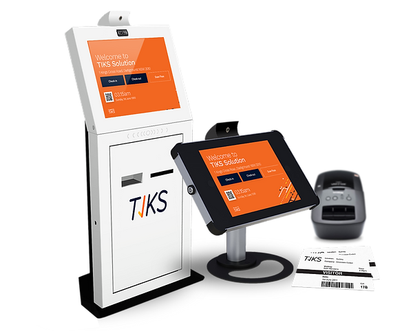 VMS-All-in-one kiosk
