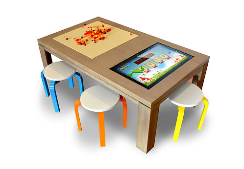 Touch+Play Interactive Table