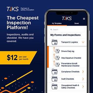 TIKS Auditor App