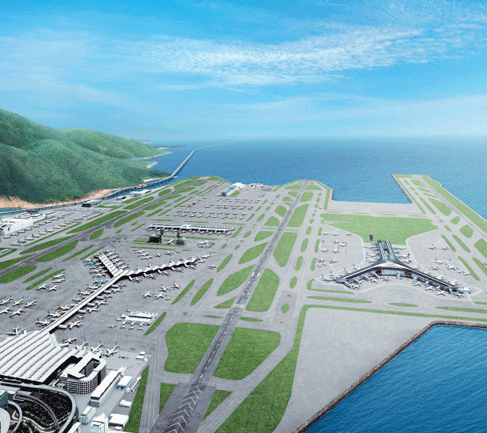 Hong Kong Airport – Contract C3303 AGL Infrastructure
