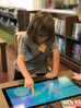 Forget about those tiny iPads - Touch+Play Tables hit our libraries!
