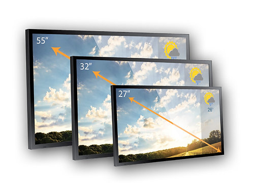 All-in-one Touch Displays