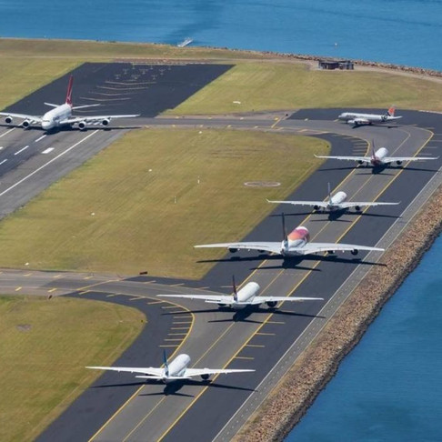 Sydney Airport – Southern and Central Resheet Project