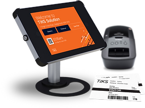 TIKS Hardware - Table top tablet stand