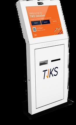 TIKS Hardware - 19 inch kiosk