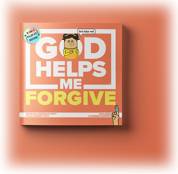 God Helps Me Forgive Book Cover