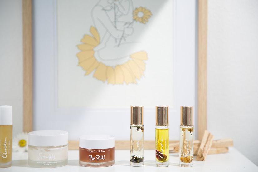 Salt and Glow Elixir Oils