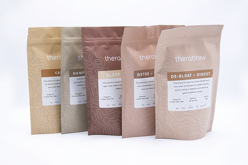 Therabrew Herbal Teas