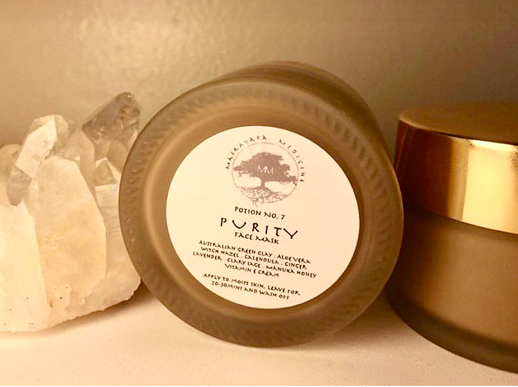 PURITY Green Clay Face Mask