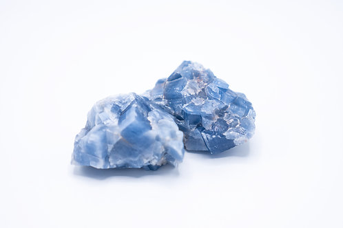 Raw Blue Citrine