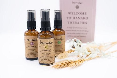 Hanako Therapies Vibrational Scents