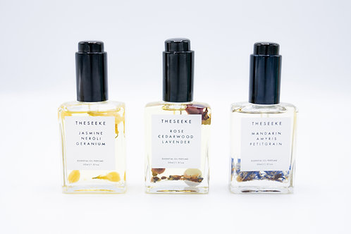 Theseeke Botanical Perfumes