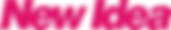 new idea magazine logo