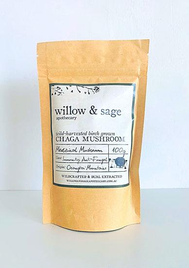 Willow & Sage Apothecary Chaga