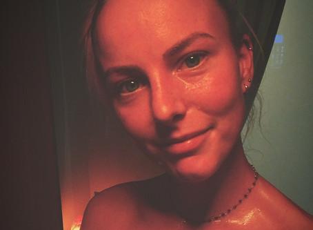 My Sauna Routine
