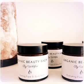 SPOTLIGHT ON….Wildfire Organic Beauty Balm