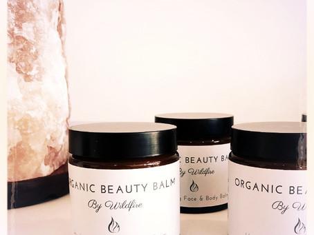SPOTLIGHT ON….Wildfire Organic Beauty Balm