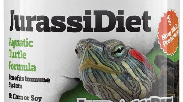 JurassiPet JurassiDiet Aquatic Turtle Formula Premium Food
