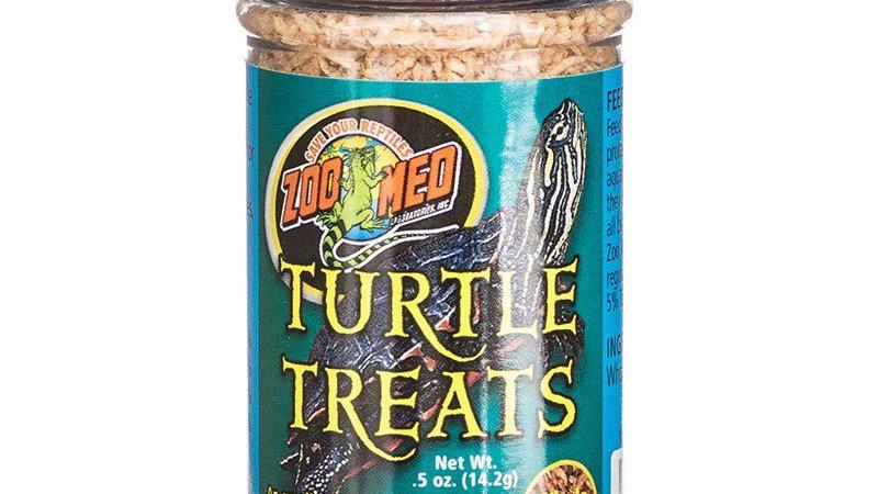 Zoo Med Turtle Treats