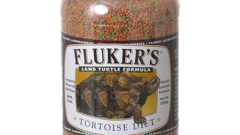 Flukers Tortoise Diet - Small Pellet