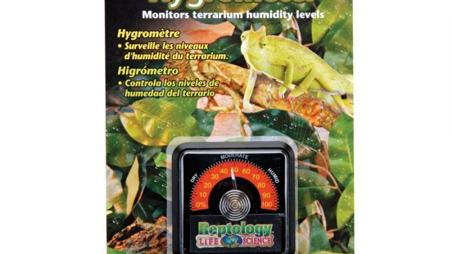 Reptology Reptile Hygrometer