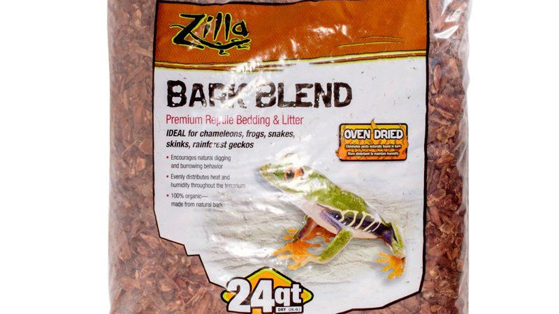 Zilla Bark Blend Premium Reptile Bedding & Litter