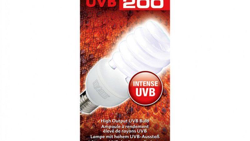 Exo-Terra Reptile UVB200 HO Bulb