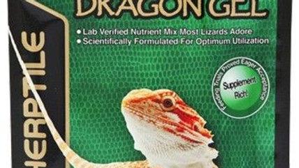 Hikari Herptile DragonGel for Lizards