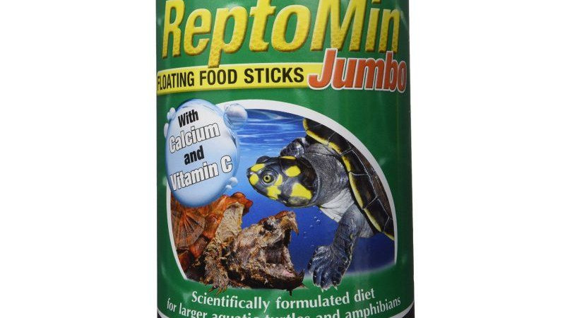 Tetra ReptoMin Floating Food Sticks - Jumbo