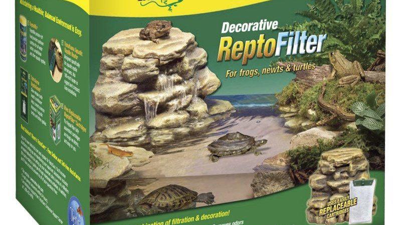 Tetrafauna Rock Perch Decorative ReptoFilter